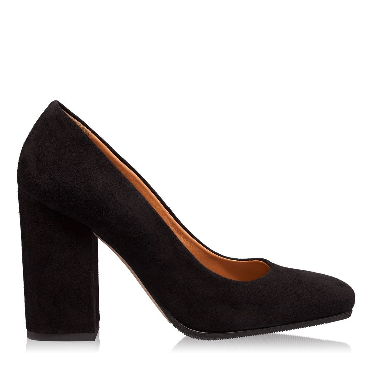 Pantofi Eleganti 3517 Cam Nero