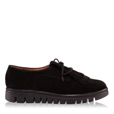 Pantofi Casual 4341 Crosta Nero