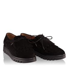 Pantofi Casual Dama 4341 Crosta Nero