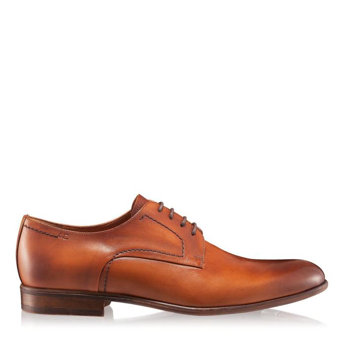Pantofi barbati cuoio 2828 piele naturala