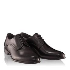 Pantofi Eleganti Barbati 2882 Vitello Negru