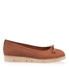 Pantofi Casual 4263 Nubuk Foro Maro
