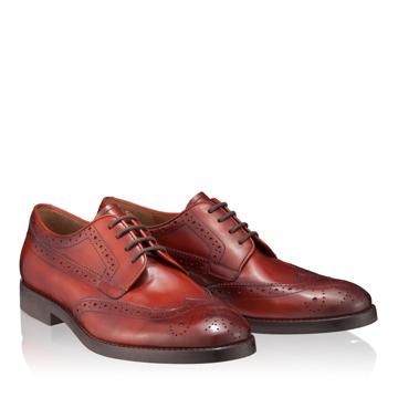 Pantofi Smart Casual Barbati 5003 Vitello Matone