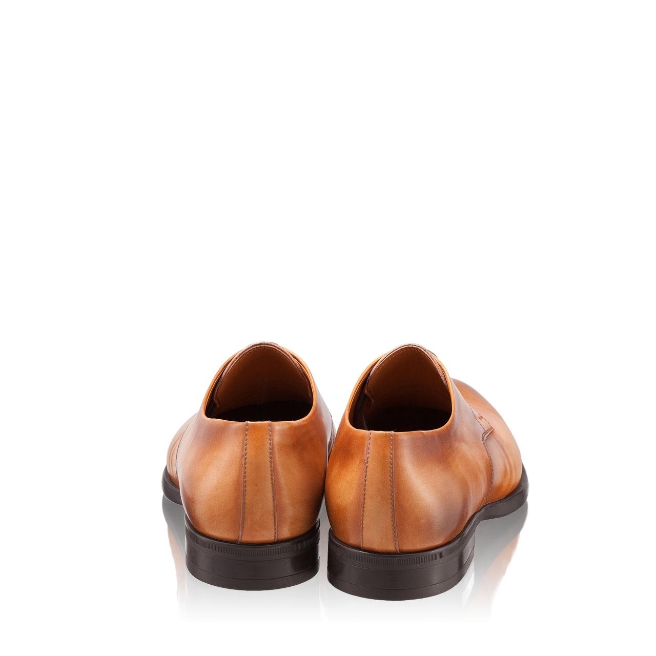 Imagine Pantofi Eleganti Barbati 6625 Vitello Cuoio
