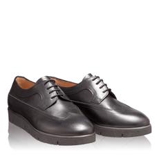 Pantofi Casual Dama 4187 Vitello Nero