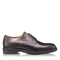 Imagine Pantofi  Casual Barbati 6646 Vitello Negru