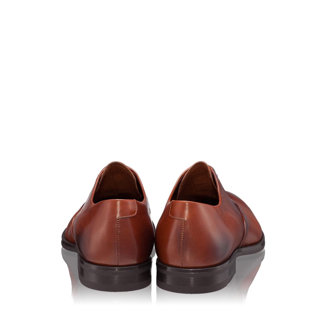 Imagine Pantofi Eleganti Barbati 2977 Vitello Cognac