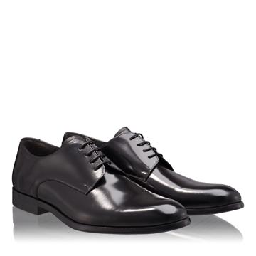 Pantofi Eleganti Barbati 6675 Abrazivato Nero