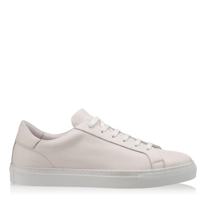 Imagine Pantofi Sport Barbati 6710  Vitello Bianco
