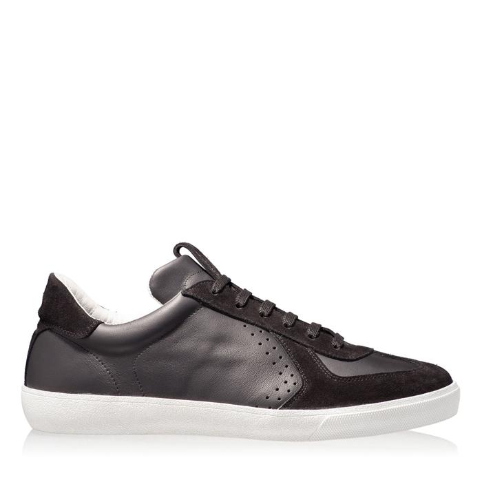 Imagine Pantofi Sport Barbati 6701 Vit+Crosta Nero/Bianco