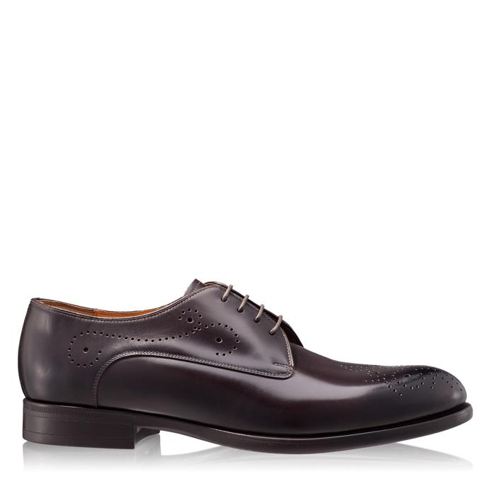 Imagine Pantofi Eleganti Barbati 6626 Vitello T.Moro