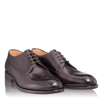 Pantofi Eleganti Barbati 6626 Vitello T.Moro