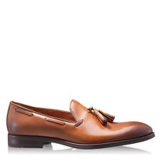 Imagine Pantofi Eleganti Barbati 6666 Vitello Cuoio