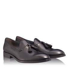 Pantofi Eleganti Barbati 6666 Vitello Negru