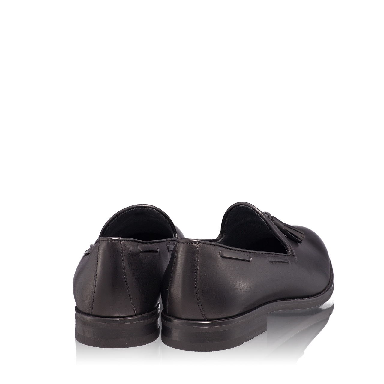 Imagine Pantofi Eleganti Barbati 6666 Vitello Negru