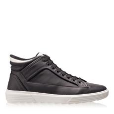 Imagine Pantofi Sport Barbati 6707 Vit Negru+Alb