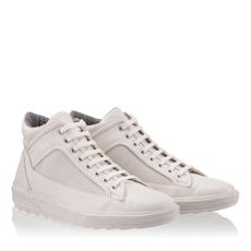 Pantofi Sport Barbati 6707 Vitello Bianco