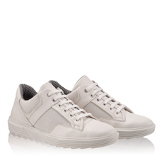 Pantofi Sport Barbati 6706 Vitello Bianco