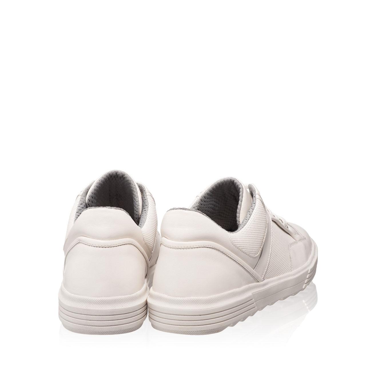 Imagine Pantofi Sport Barbati 6706 Vitello Bianco