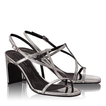 Sandale Dama 4563 Spechio Argento