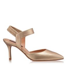 Imagine Pantofi Eleganti Dama 4592 Lamin Oro