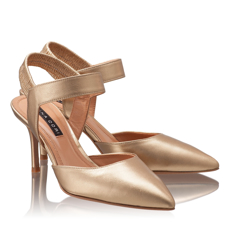 Pantofi Eleganti Dama 4592 Lamin Oro