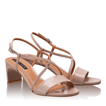 Sandale Dama 4609 Vernice Carne