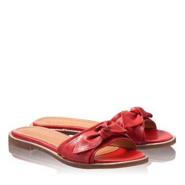 Saboti Dama 4641 Vitello Rosso