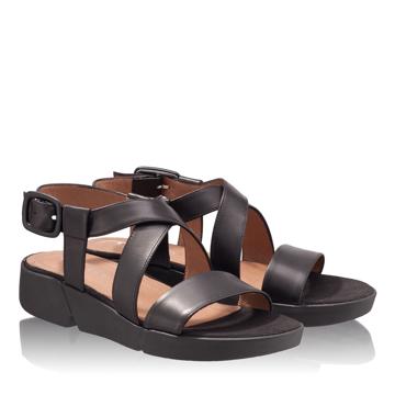 Sandale Dama 4851 Vitello Nero