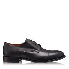Imagine Pantofi Eleganti Barbati 2950 Vitello Negru