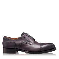 Imagine Pantofi Eleganti Barbati 6673 Vitello Viola