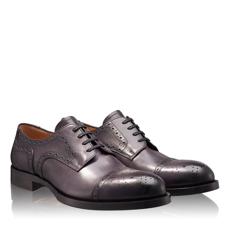 Pantofi Eleganti Barbati 6673 Vitello Viola