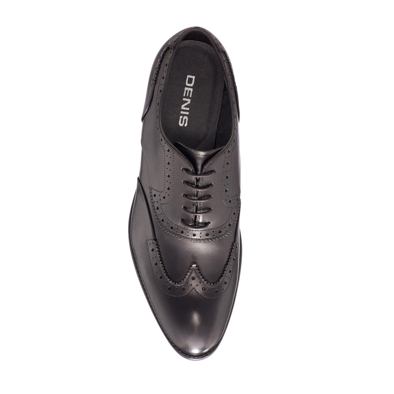 Imagine Pantofi Eleganti Barbati 6671 Vitello Nero