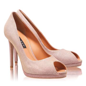 Pantofi Decupati Dama 4698 Notturno Carne