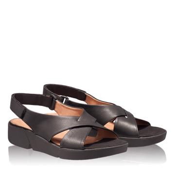 Sandale Dama 4859 Bott Negru