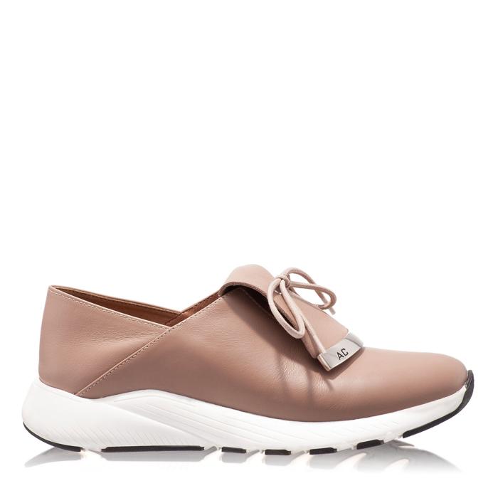 Pantofi Sport 5804 Vitello Poudre