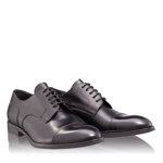 Imagine Pantofi Eleganti Barbati 6663 Vitello Negru