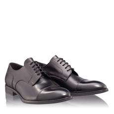 Pantofi Eleganti Barbati 6663 Vitello Negru