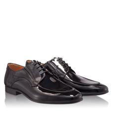 Pantofi Eleganti Barbati 6801 Lac Negru