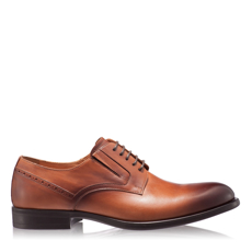 Imagine Pantofi Eleganti Barbati 6807 Vitello Cognac