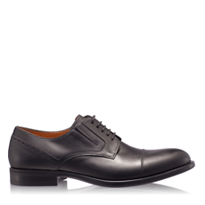 Imagine Pantofi Eleganti Barbati 6808 Vitello Negru