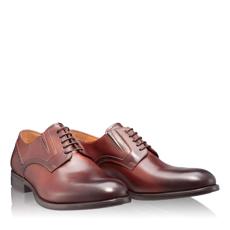Pantofi Eleganti Barbati 6807 Vitello Maro