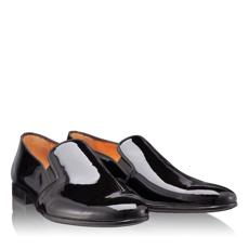 Pantofi Eleganti Barbati 6800 Lac Negru