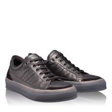 Pantofi Sport Barbati 6715 Vit+Cr Negru