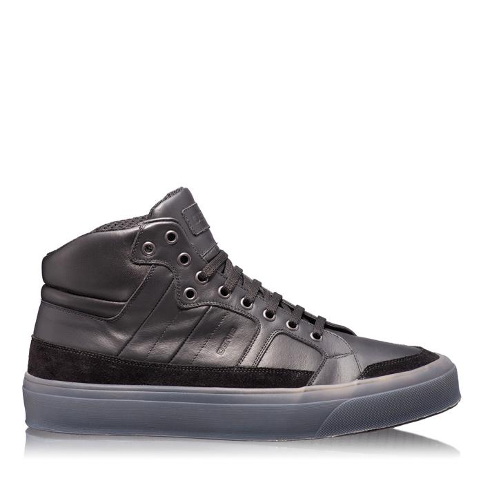 Imagine Pantofi Sport Barbati 6716 Vit+Cr Negru