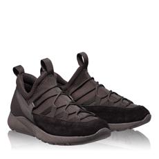 Pantofi Sport Dama 4817 Crosta + Stretch Negru