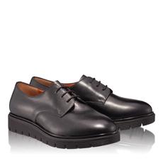 Pantofi Casual Dama 4821 Vitello Negru