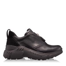 Imagine Pantofi Sport Dama 4954 Vitello Negru