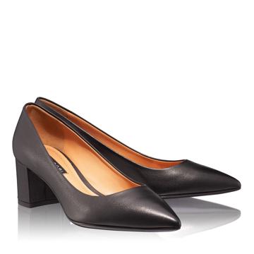 Pantofi Eleganti Dama 4743 Vitello Negru
