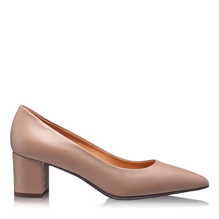 Imagine Pantofi Eleganti Dama 4743 Vitello Poudre